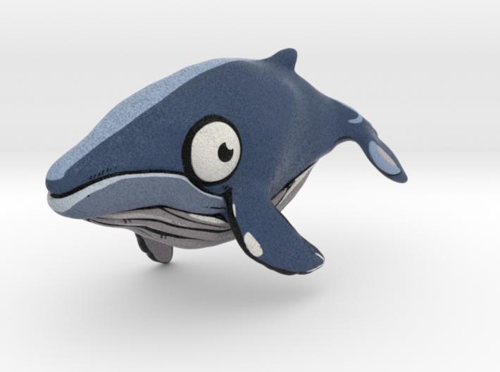 Breedingkit Humpback Whale 3d printed