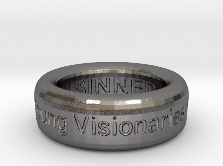 Young Visionaries Pretest2 3d printed