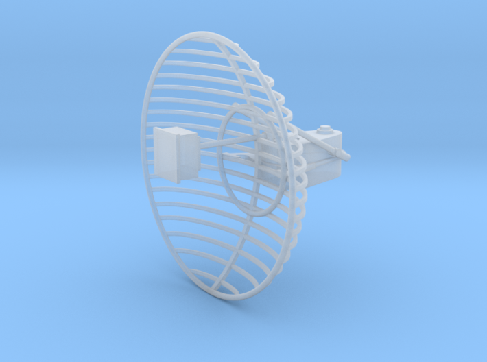 1/35 US Antenna for Patriot SAM Battery 3d printed