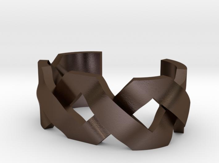 Bracelet Model DF 3d printed