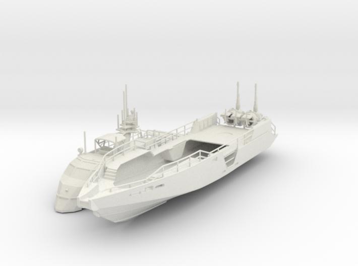 1-87 MKVI Patrol Boat 3d printed
