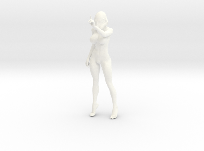 1/15 Star Wars Sexy Girl-007 3d printed