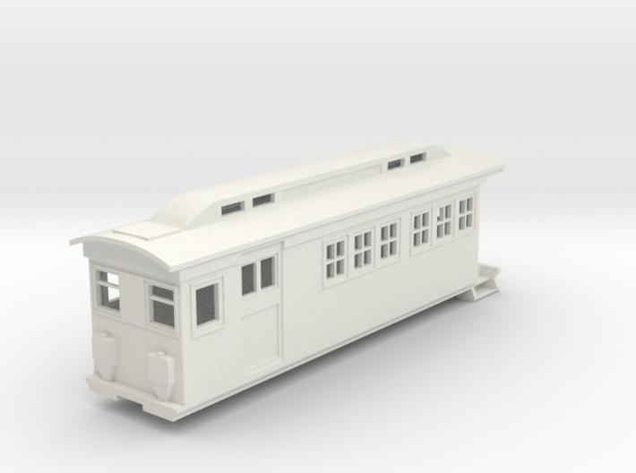 On30 Doodlebug/Railmotor Lindsay3a 3d printed
