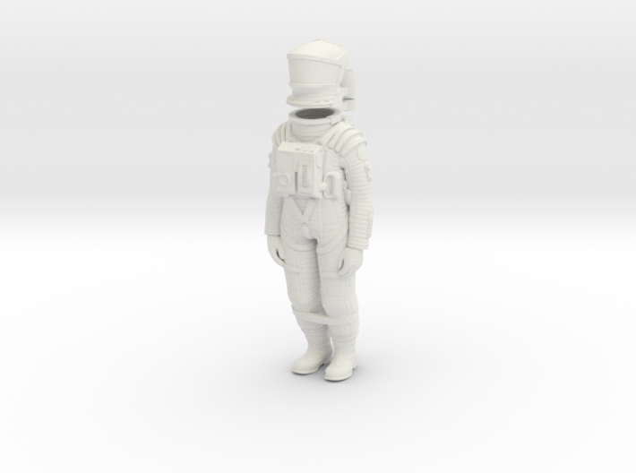2001 Astronaut Storage Position 3d printed