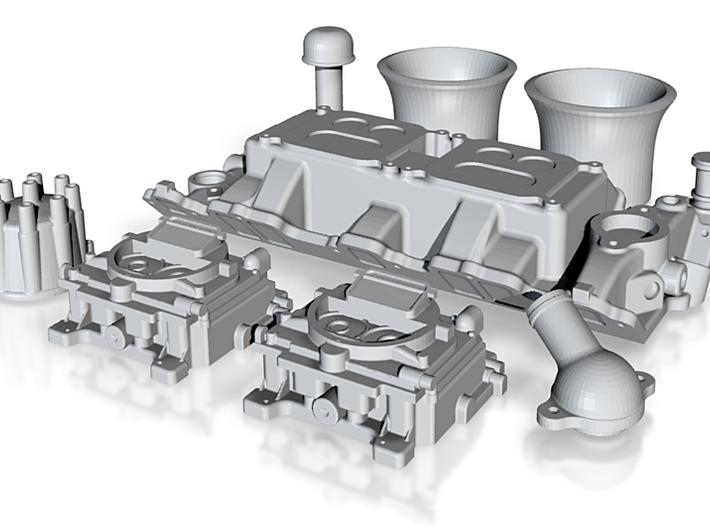 1 12 409 Dual Quad Kit 3d printed