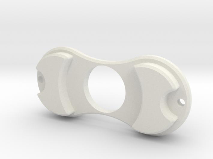 Mock Torquebar Spinner 3d printed