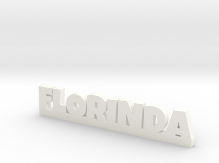 FLORINDA Lucky 3d printed