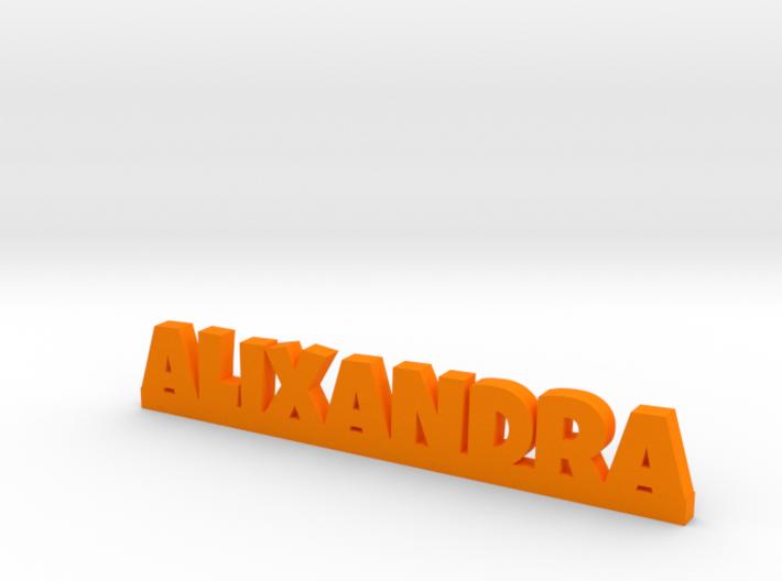 ALIXANDRA Lucky 3d printed