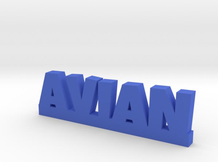 AVIAN Lucky 3d printed