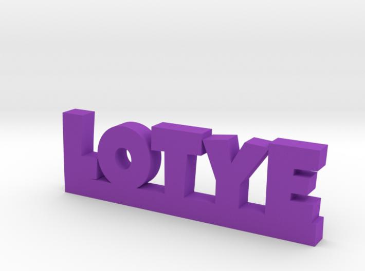 LOTYE Lucky 3d printed
