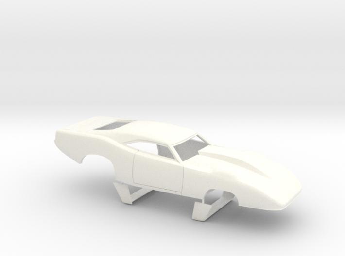 1/32 69 Daytona Pro Mod Smooth Door 3d printed