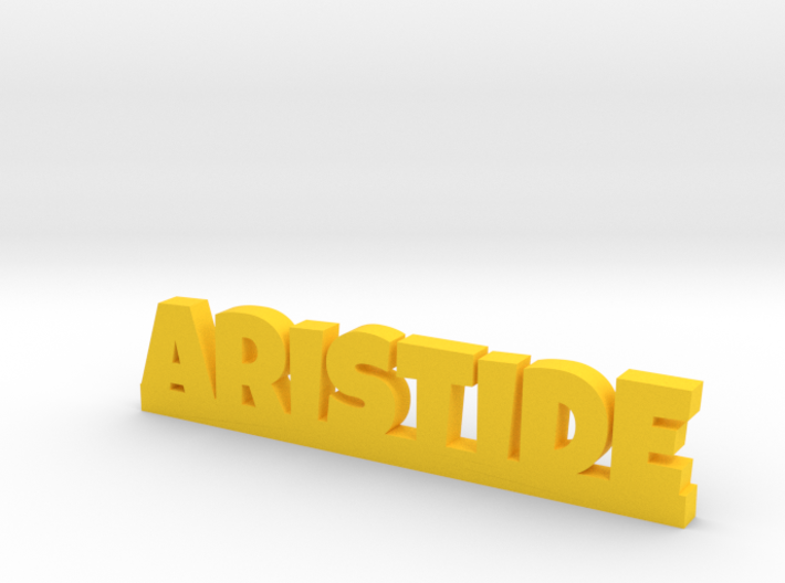 ARISTIDE Lucky 3d printed