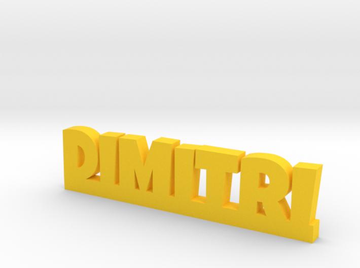 DIMITRI Lucky 3d printed