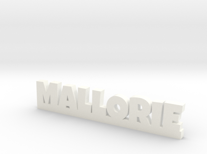 MALLORIE Lucky 3d printed