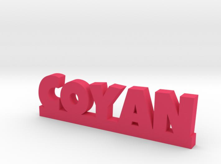 COYAN Lucky 3d printed