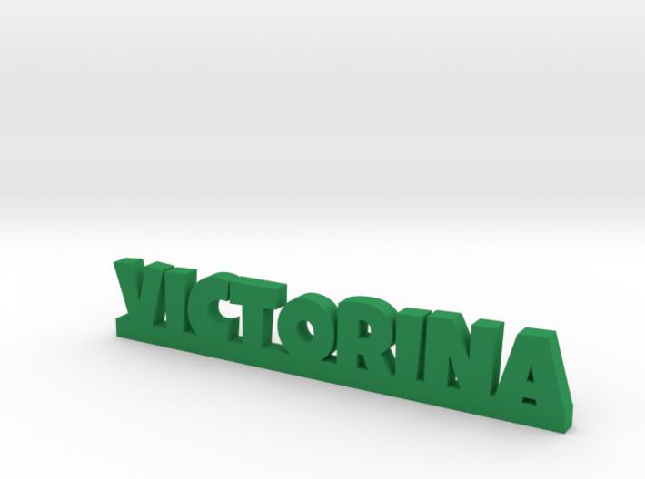 VICTORINA Lucky 3d printed