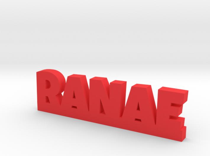 RANAE Lucky 3d printed