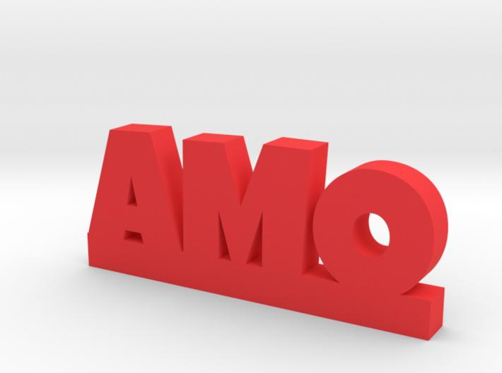 AMO Lucky 3d printed