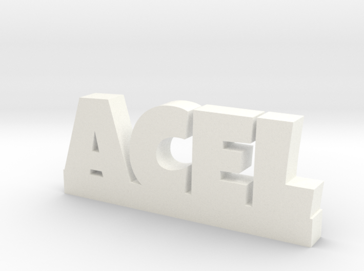 ACEL Lucky 3d printed
