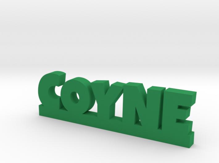 COYNE Lucky 3d printed