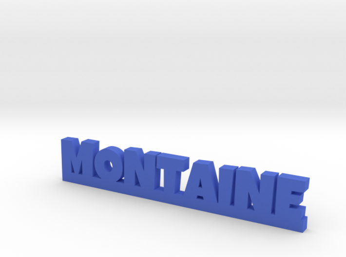 MONTAINE Lucky 3d printed