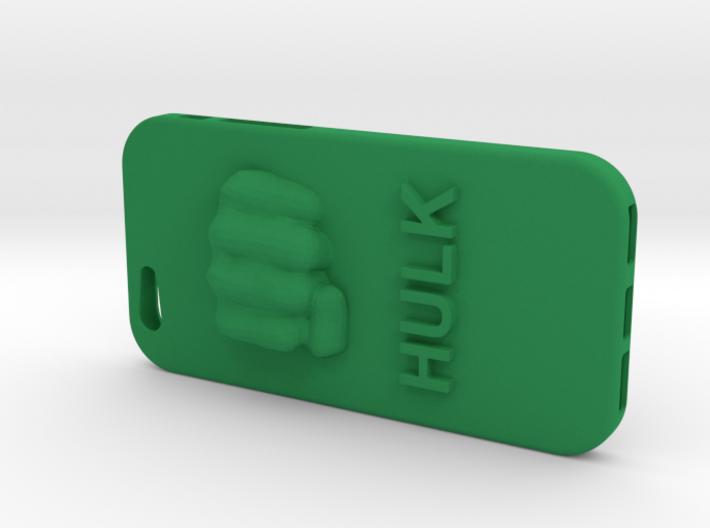 Hulk Iphone 6 Case 3d printed