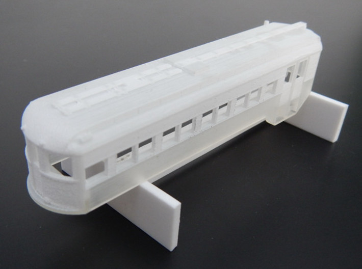 TMERL Duplex 1180 - 1195 Body 3d printed Trailing car