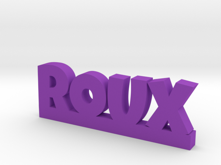 ROUX Lucky 3d printed