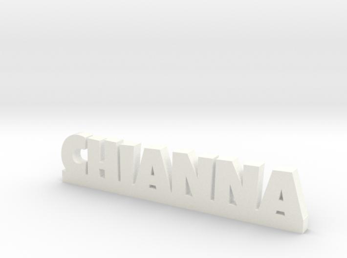 CHIANNA Lucky 3d printed
