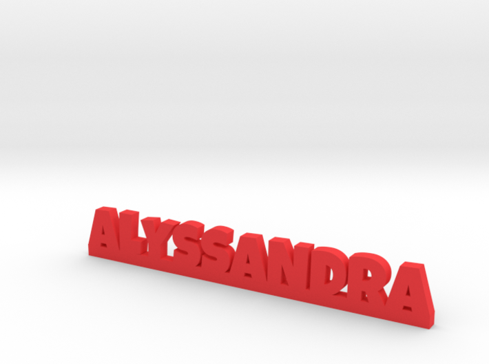 ALYSSANDRA Lucky 3d printed