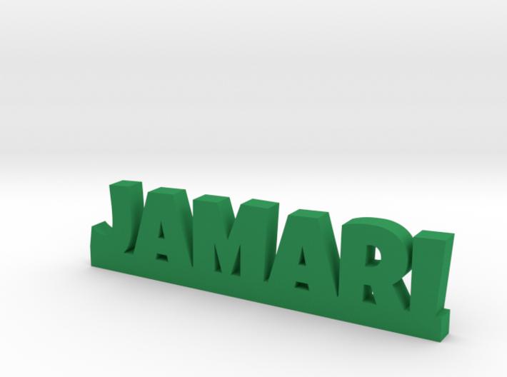 JAMARI Lucky 3d printed