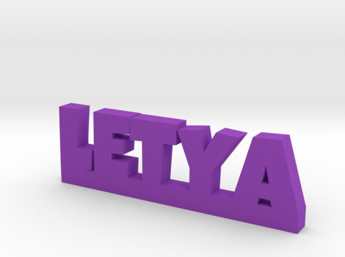 LETYA Lucky 3d printed