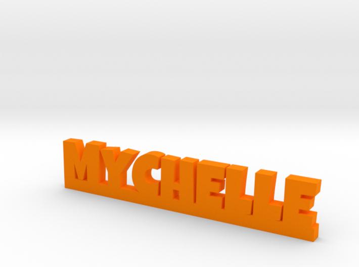 MYCHELLE Lucky 3d printed