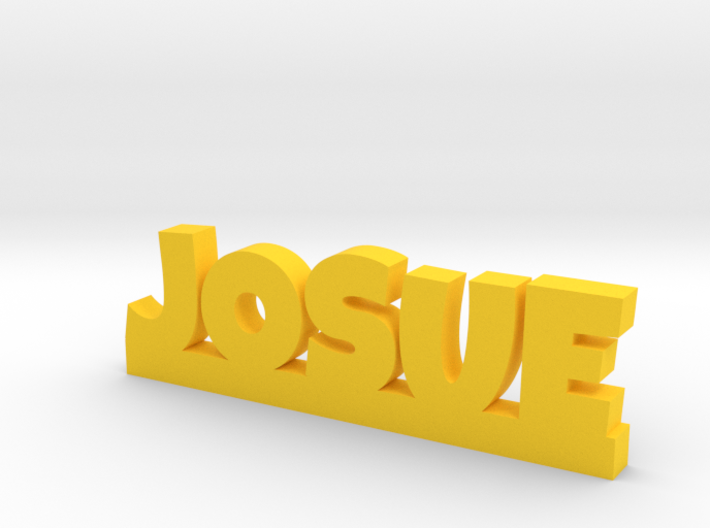 JOSUE Lucky 3d printed