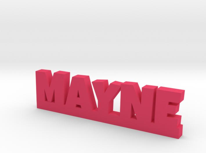 MAYNE Lucky 3d printed