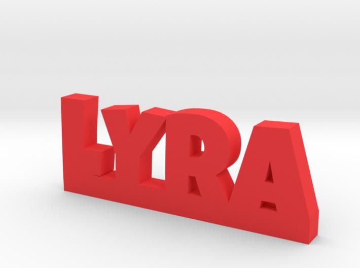 LYRA Lucky 3d printed