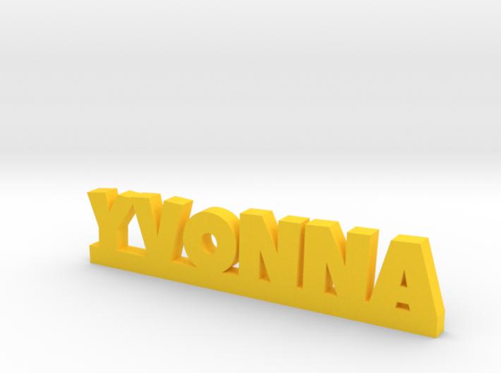 YVONNA Lucky 3d printed
