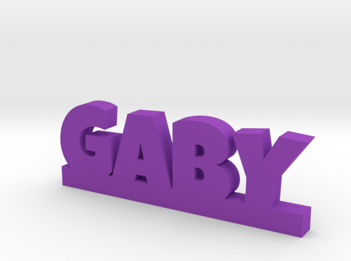 GABY Lucky 3d printed