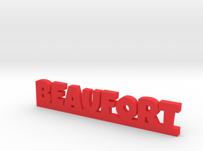 BEAUFORT Lucky 3d printed