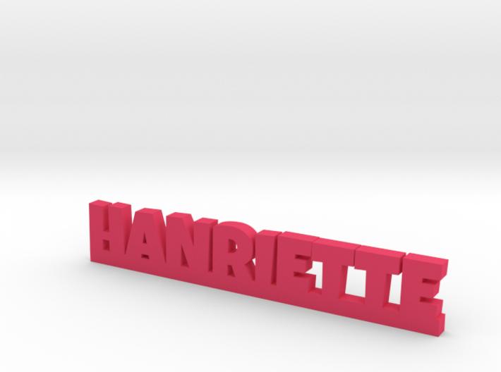 HANRIETTE Lucky 3d printed