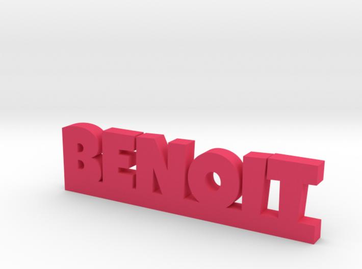 BENOIT Lucky 3d printed