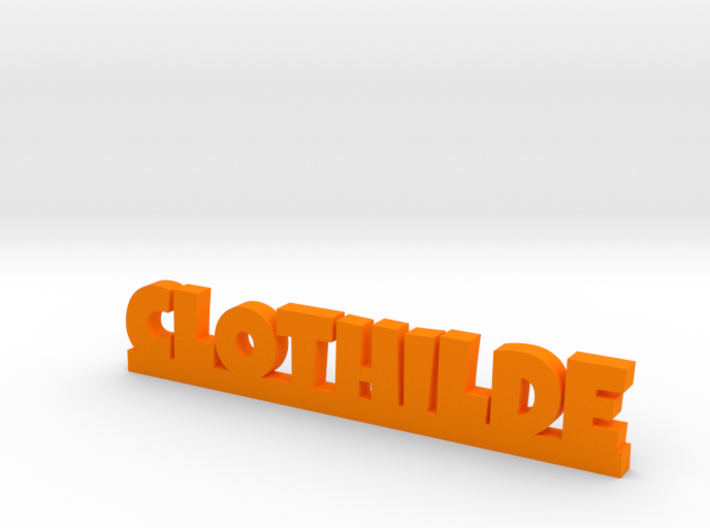 CLOTHILDE Lucky 3d printed