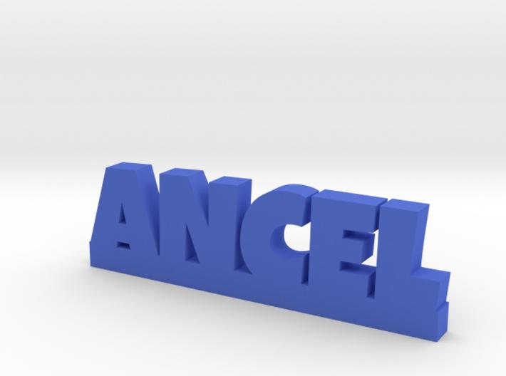 ANCEL Lucky 3d printed