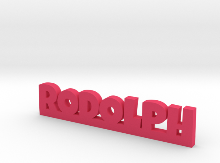 RODOLPH Lucky 3d printed