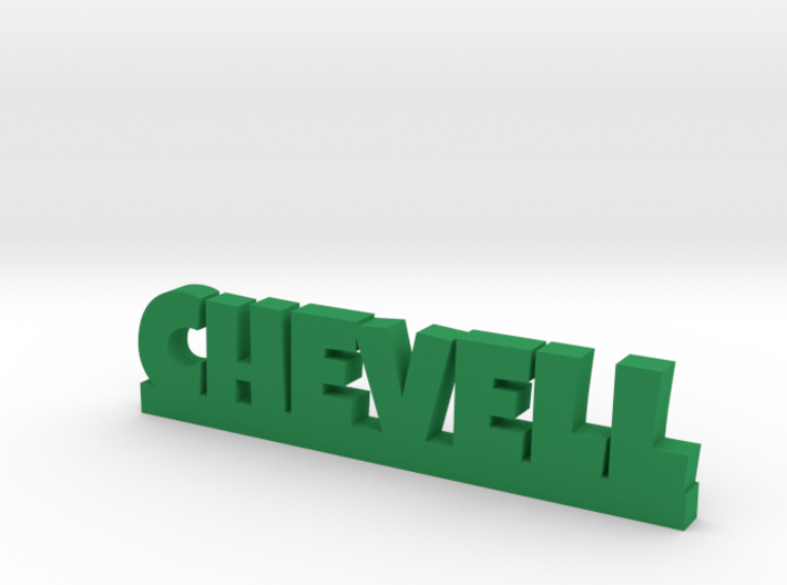 CHEVELL Lucky 3d printed
