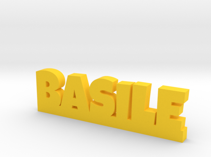 BASILE Lucky 3d printed