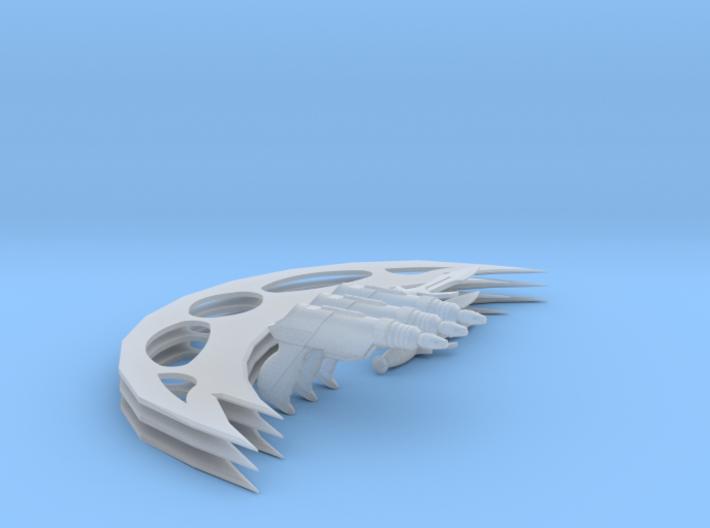 Klingon Squad Weapons (Star Trek), 1/18 3d printed