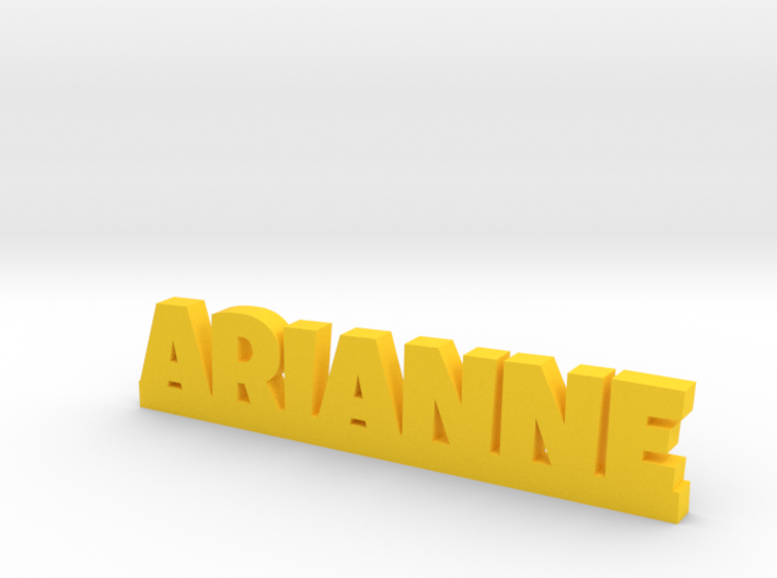 ARIANNE Lucky 3d printed