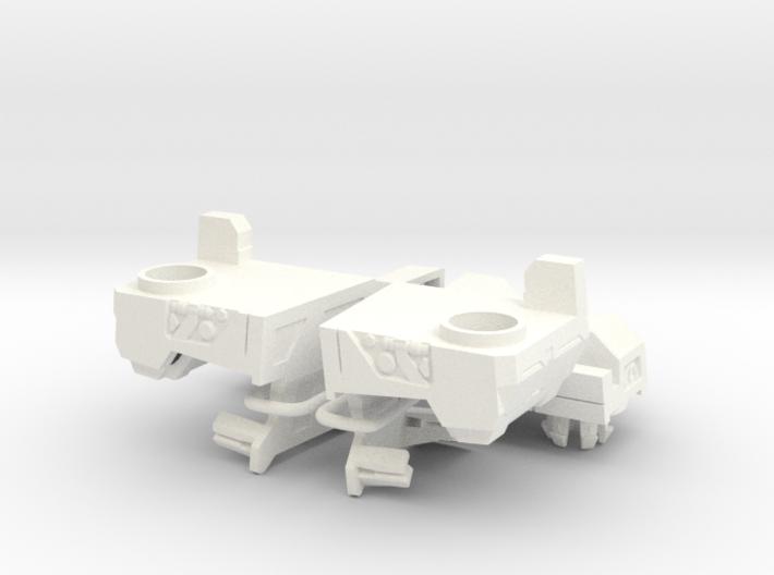 TR PMOP Feet Upgrade Set A Budget Version 3d printed