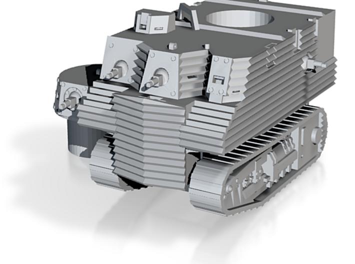Bob Semple tank 1/200 3d printed